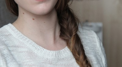Look a like fishtail braid